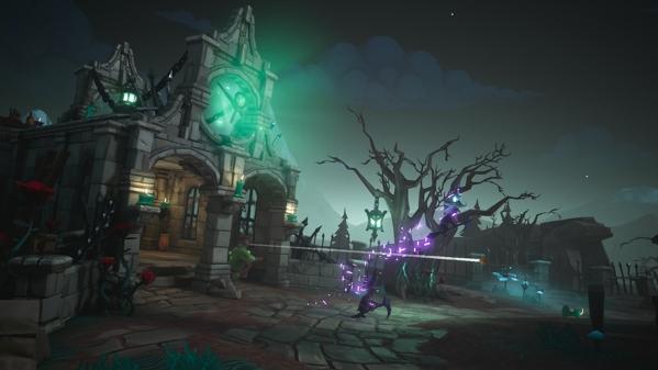 女巫来了游戏图片2