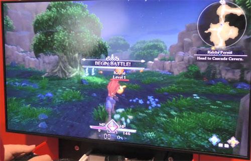 《圣剑传说3:重制版》 视频截图3
