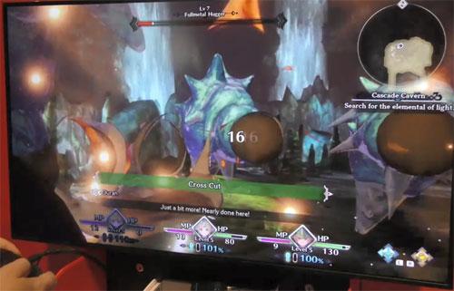 《圣剑传说3:重制版》 视频截图6