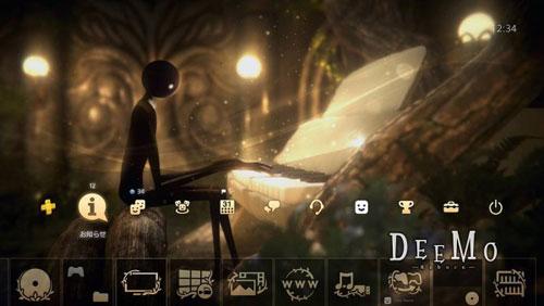 《Deemo:重生》PS4主题2