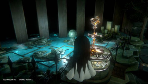 《Deemo:重生》3D场景