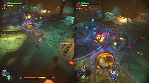《暗黑血统:创世纪》游戏截图3