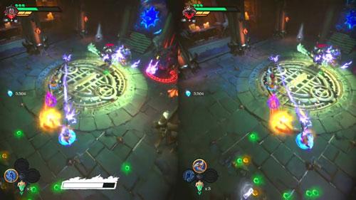 《暗黑血统:创世纪》游戏截图8