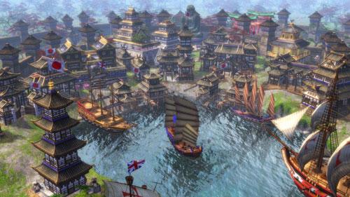 帝国时代3亚洲王朝游戏截图4