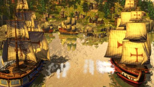 帝国时代3亚洲王朝游戏截图5