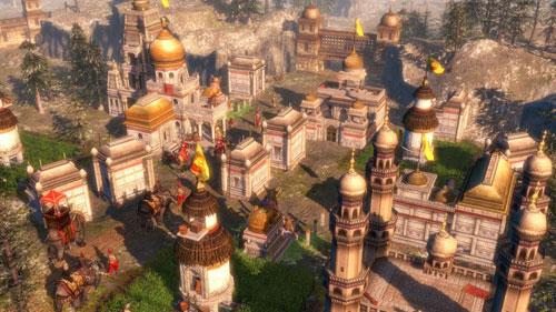 帝国时代3亚洲王朝游戏截图3