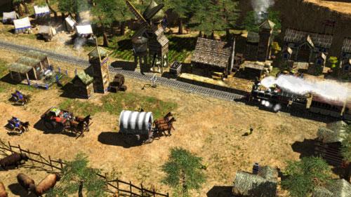 帝国时代3亚洲王朝游戏截图6