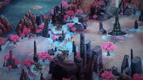 《星际叛军》游戏截图2