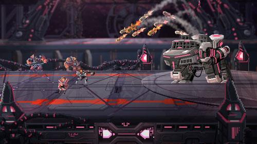 《星际叛军》游戏截图5