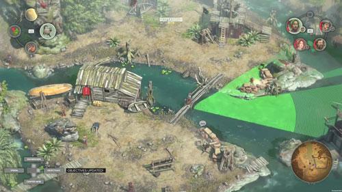 《赏金奇兵3》游戏截图3