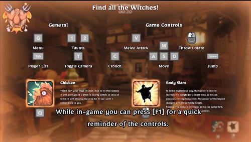 《女巫来了》游戏截图1