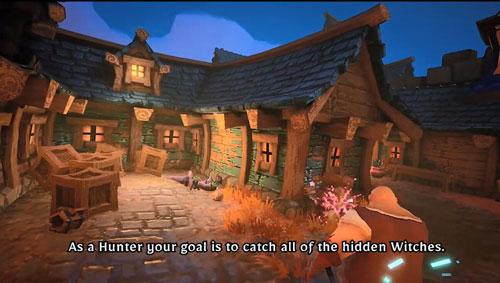 《女巫来了》游戏截图2