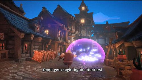 《女巫来了》游戏截图3