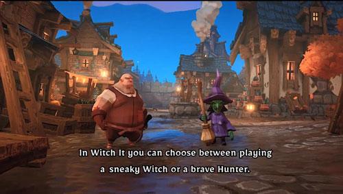 《女巫来了》游戏截图5