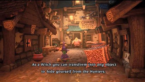 《女巫来了》游戏截图6