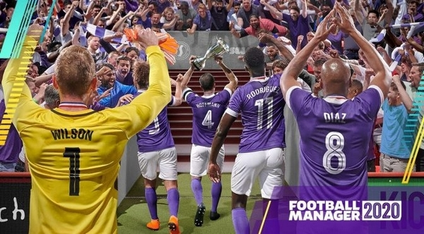 足球经理2020游戏截图