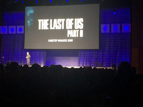《最后的生还者2》在GMEConference2019展出新演示