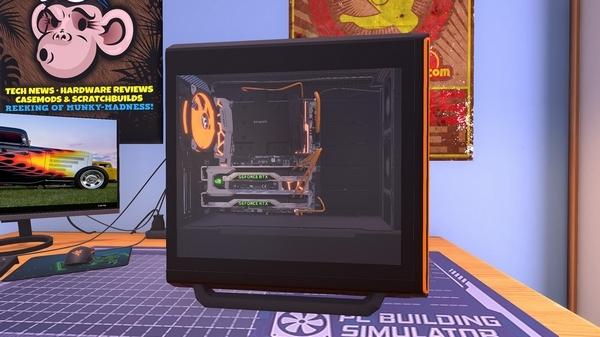 装机模拟器游戏截图