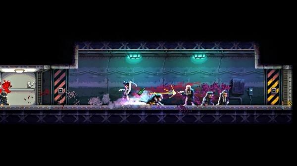 武士零游戏截图