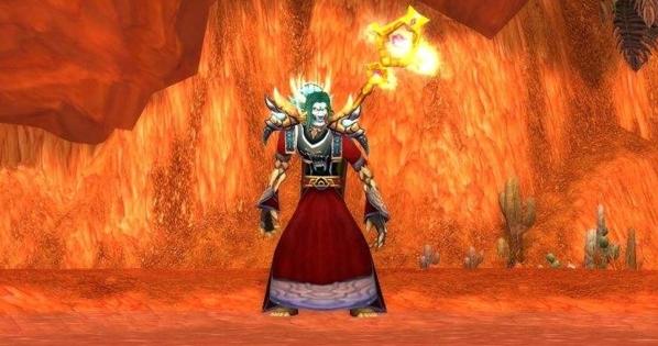 魔兽世界牧师图片