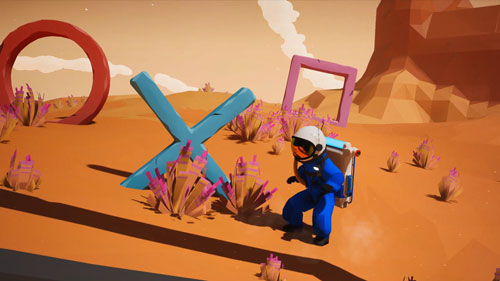 《异星探险家》游戏截图3