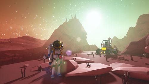 《异星探险家》游戏截图1