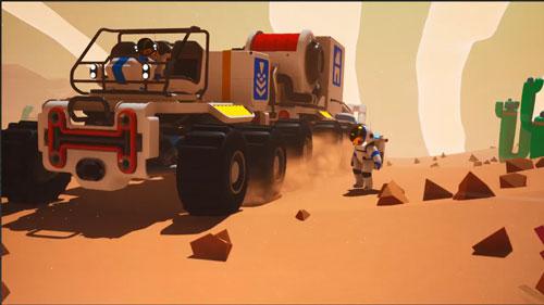 《异星探险家》游戏截图5