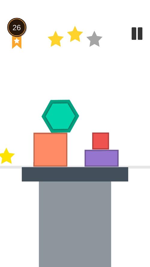 欢乐六边形:方块消消乐截图1