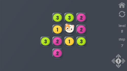 咪哒猫的数字迷宫截图4