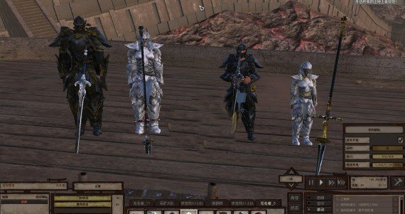 剑士Kenshi上古卷轴盔甲和黑魂武器包MOD截图0