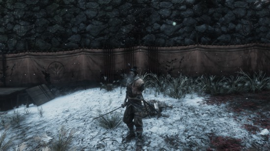只狼影逝二度破碎的只狼MOD截图2