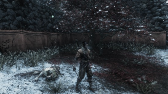 只狼影逝二度破碎的只狼MOD截图0