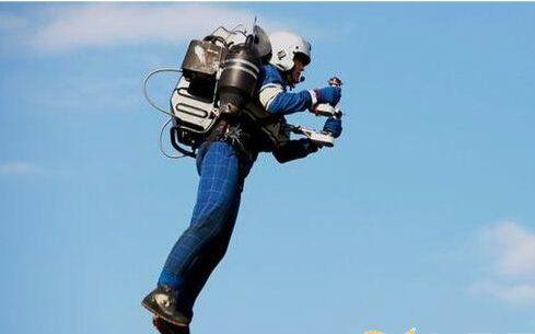 无人深空超强大的喷气背包MOD截图0