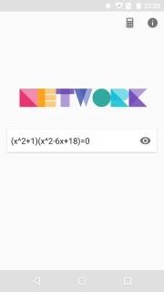 解方程计算器截图0
