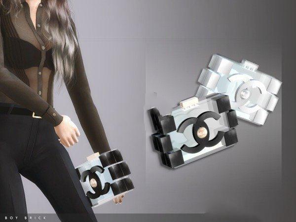 模拟人生4女性时尚风格手提包MOD截图0