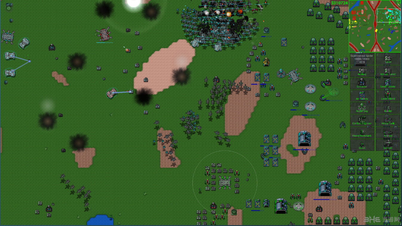 铁锈战争RTS截图1