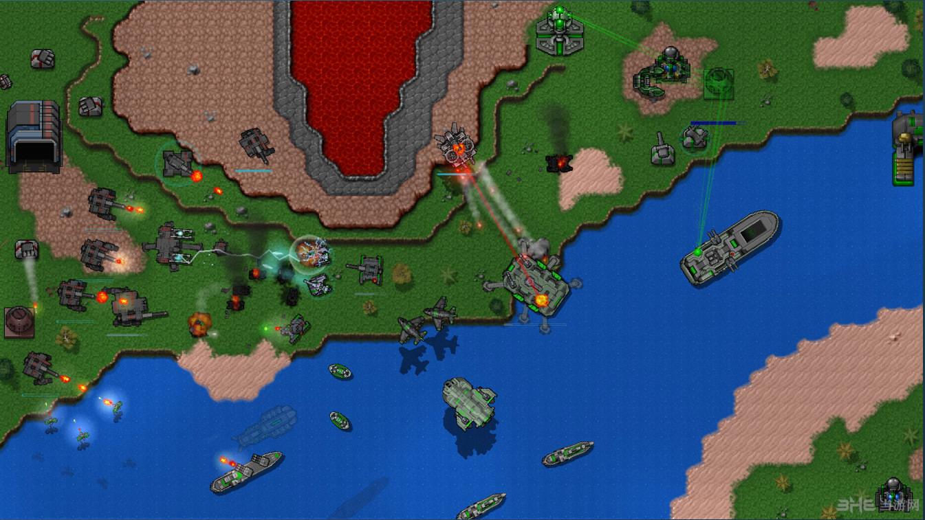 铁锈战争RTS截图2