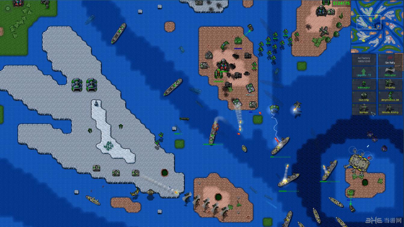 铁锈战争RTS截图3