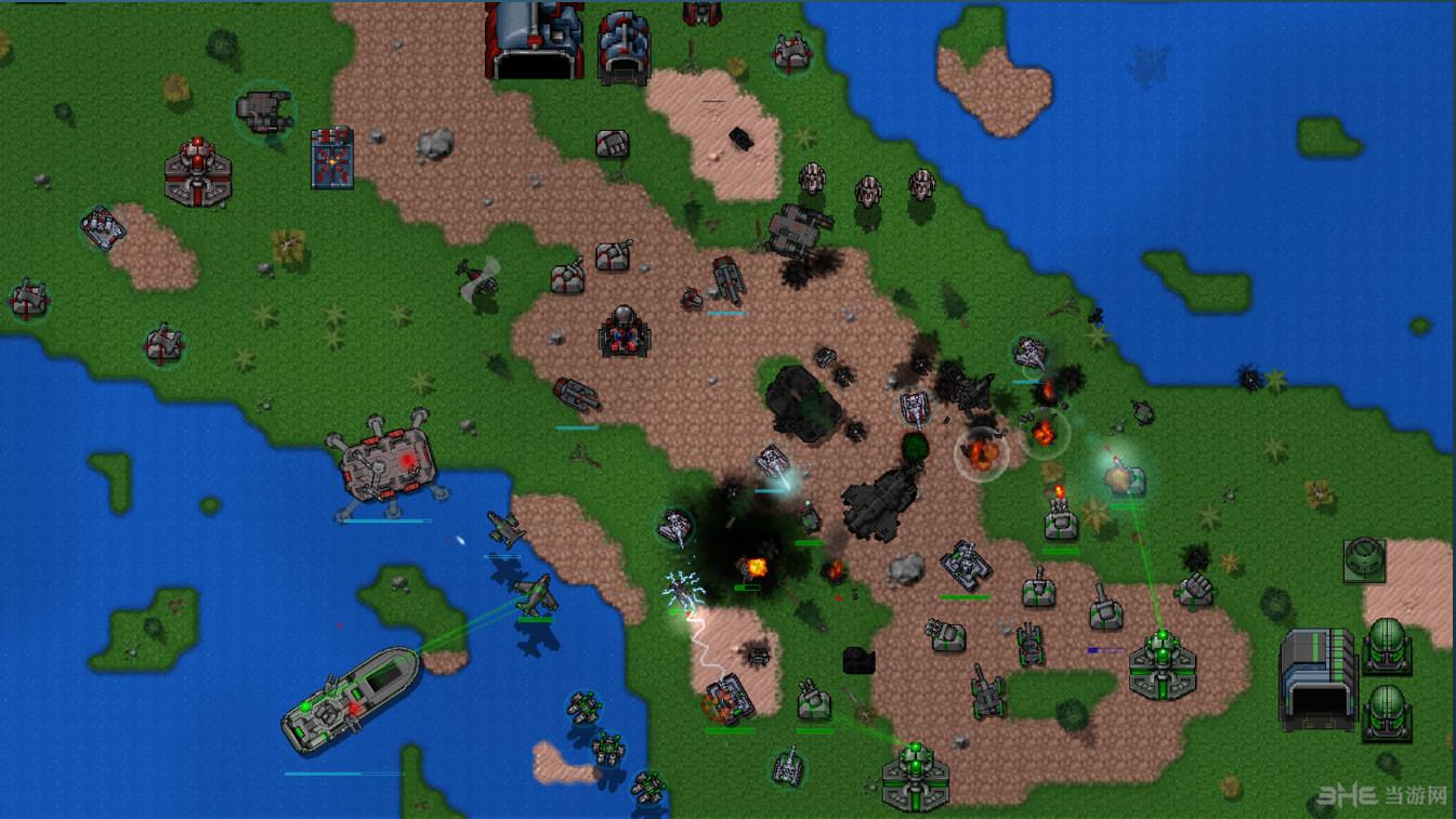 铁锈战争RTS截图4
