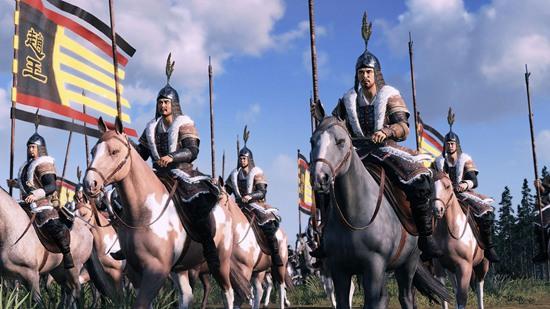 全面战争三国八王之乱兵模美化MOD截图1