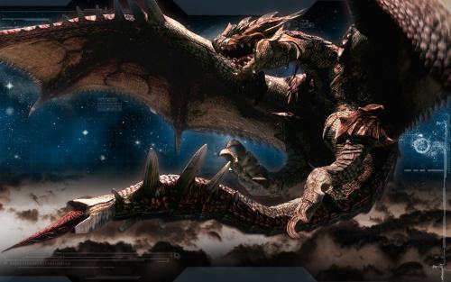 怪物猎人世界钢铁侠龙骑兵套装MOD截图0