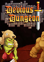 地牢混��(Devious Dungeon)PC硬�P版