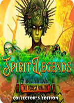 神鬼传奇:森林魅影(Spirit Legends: The Forest Wraith)PC硬盘版