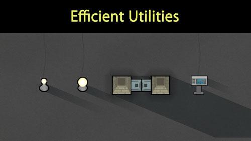 边缘世界减少灯的功率MOD截图0