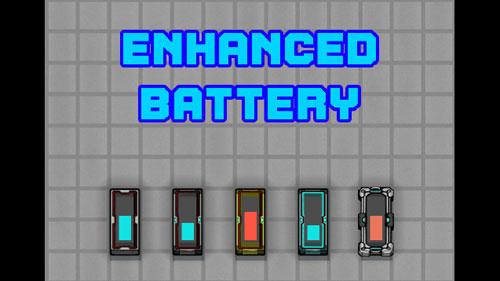 边缘世界新的电池MOD截图0