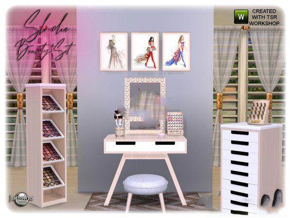 模拟人生4美丽的化妆台MOD截图0