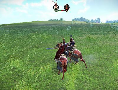 全面战争三国将领骑马单挑缠斗特别版MOD截图0