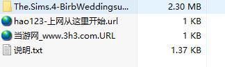 模拟人生4男士结婚礼服MOD截图1
