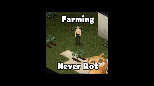 僵尸毁灭工程农作物不会腐烂MOD截图0