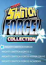 ��力�D�Q合集(Mighty Switch Force! Collection)PC版
